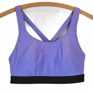 Avia Purple/Lilac Sports Bra, Medium 8-10
